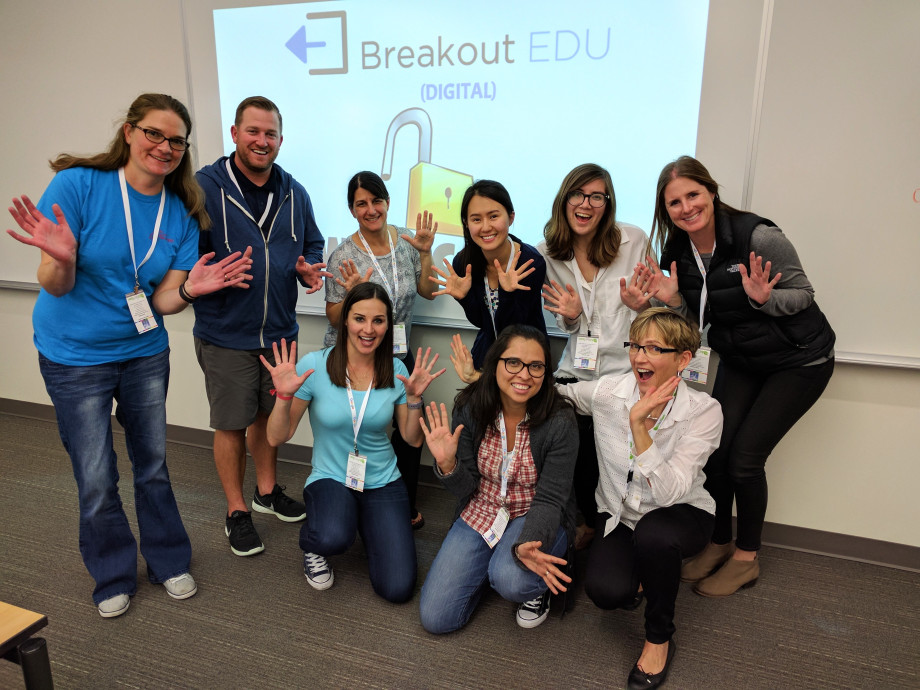 BreakoutEdu Digital: Canadian Edition