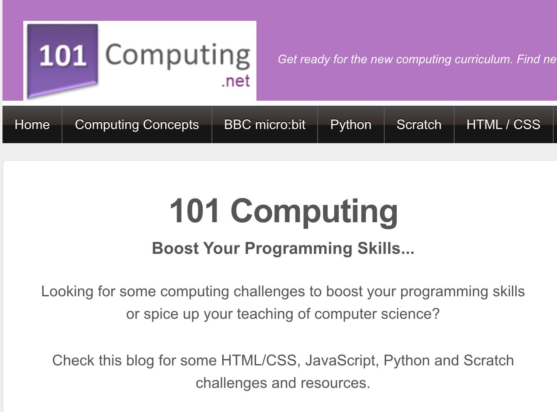 101 Computing