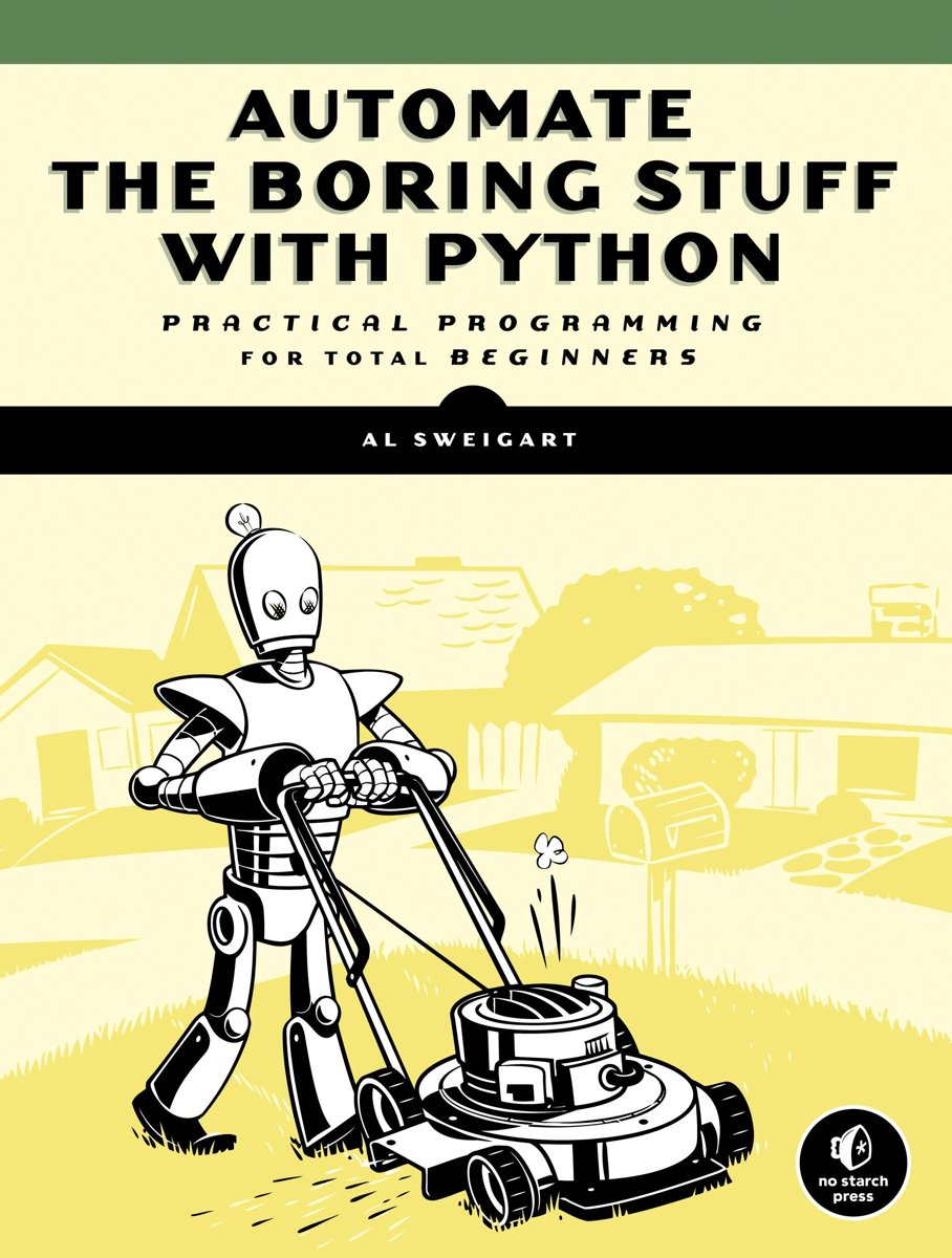 Automate the Boring Stuff